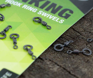 Thinking Anglers PTFE Hook Ring Swivels