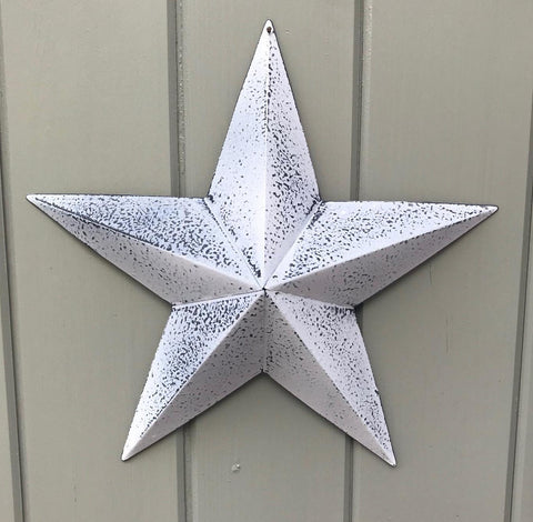 Whitewash Barn Star