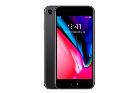 Apple iPhone 8 A1905 64GB - Space Grey- (Unlocked) Fair Condition