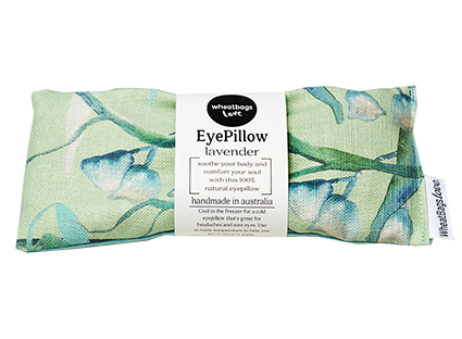 Eyepillow - Gum Leaves