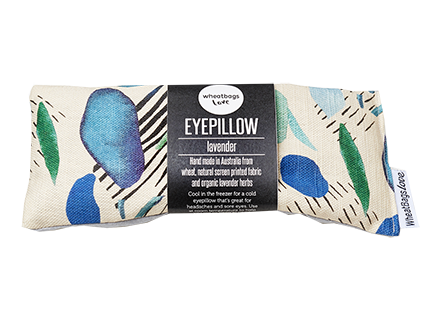 Eyepillow - Daintree Teal