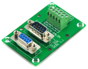 Useful DB9 Male and Female Breakout Board from PMD Way with free delivery worldwde