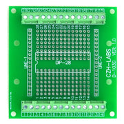 Useful DIP-28 IC Terminal Block Board from PMD Way with free delivery worldwide