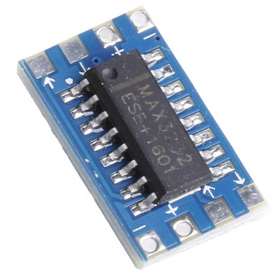 Great value MAX3232 Transceiver Breakout Boards in packs of ten from PMD Way with free delivery worldwide