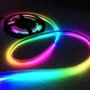 SK6812 RGB Side Light LED Strip - 120 LEDs/m in rolls of three metres from PMD Way with free delivery worldwide