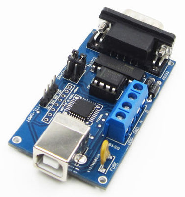 Useful USB to RS232 UART TTL and RS485 Module from PMD Way with free delivery worldwide