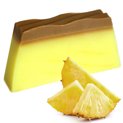 Tropical Paradise Pineapple Soap Slice