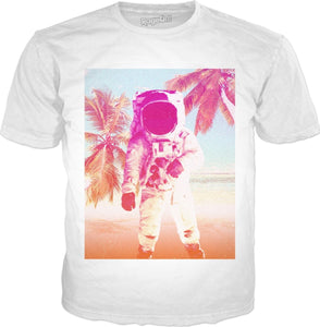 Beach Astronaut T-Shirt