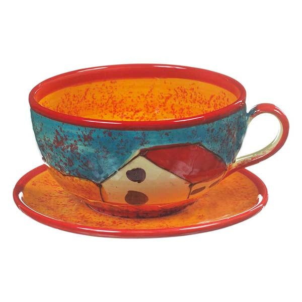 Antonio Ortiz Cup and Saucer