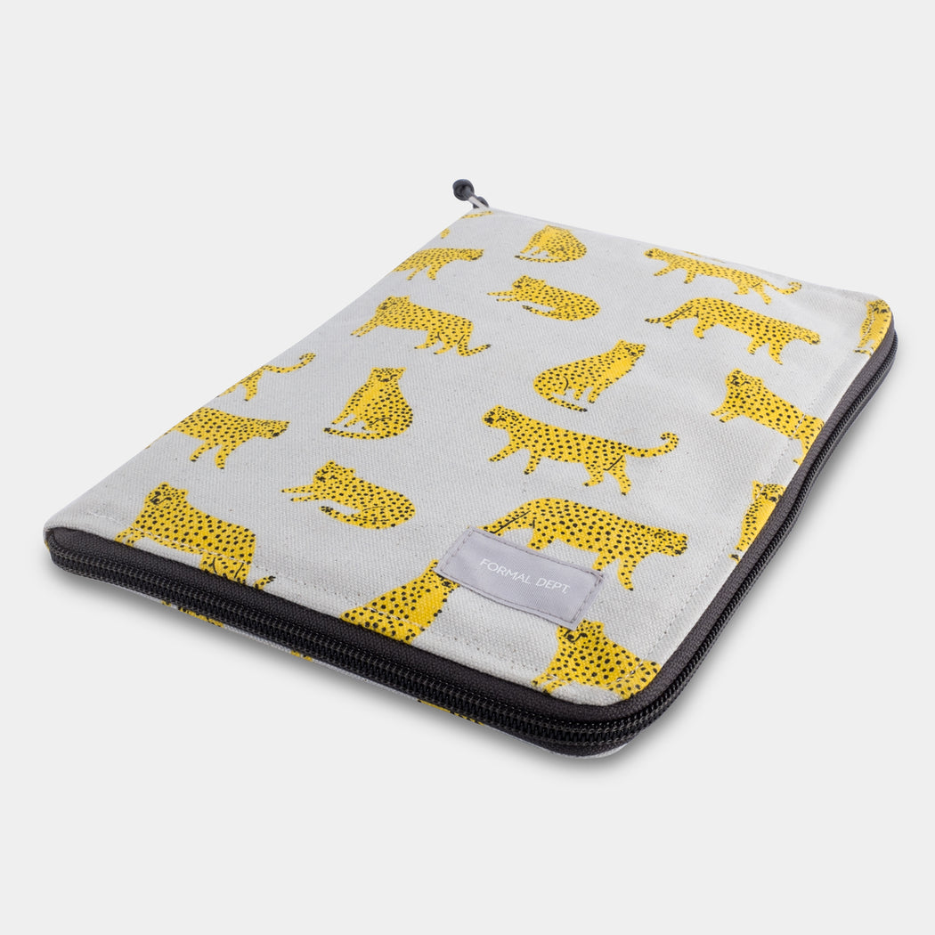 Notebook Case - Cheetah