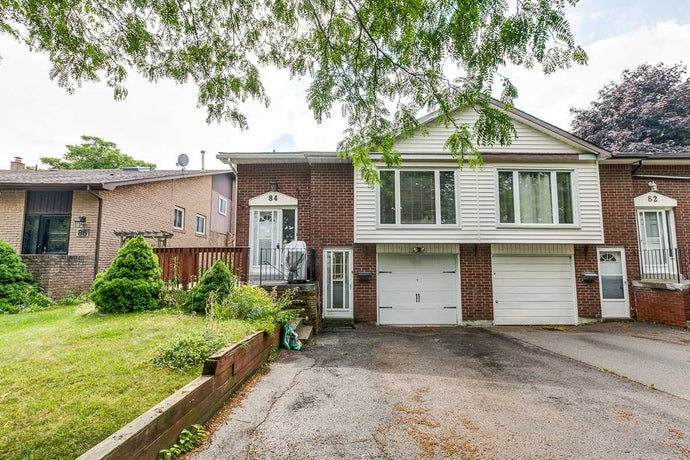 84 Guthrie Cres' Whitby' Ontario L1P1A5 <br>MLS® Number: E4515660<br>For Sale: $479'900<br>Bedrooms: 3