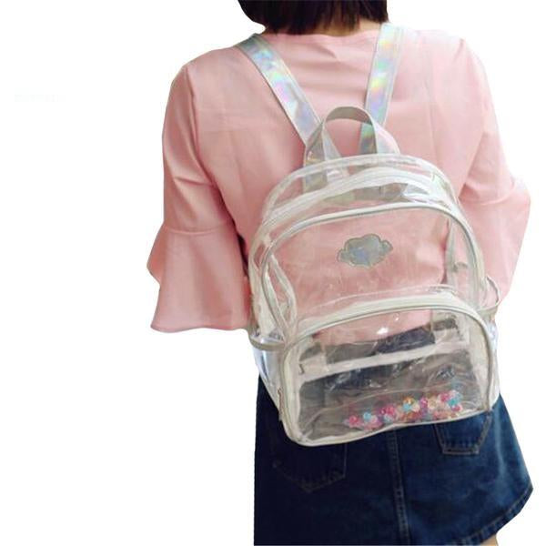 Transparent Aesthetic Bags