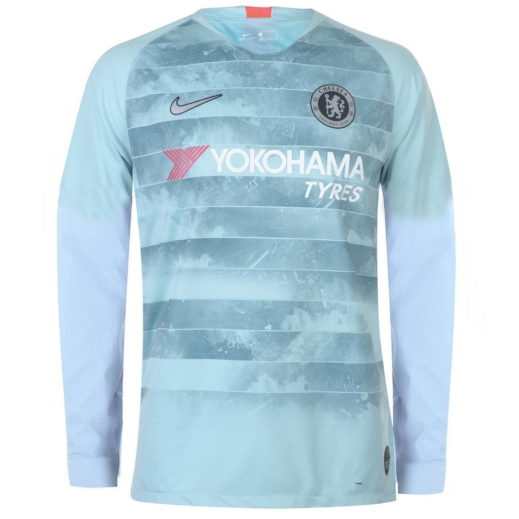 Chelsea Football Jersey Third FULL SLEEVE 18 19 Season [Sale Item]