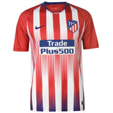 Atletico Madrid Football Jersey Home 18 19 Season [Sale Item]