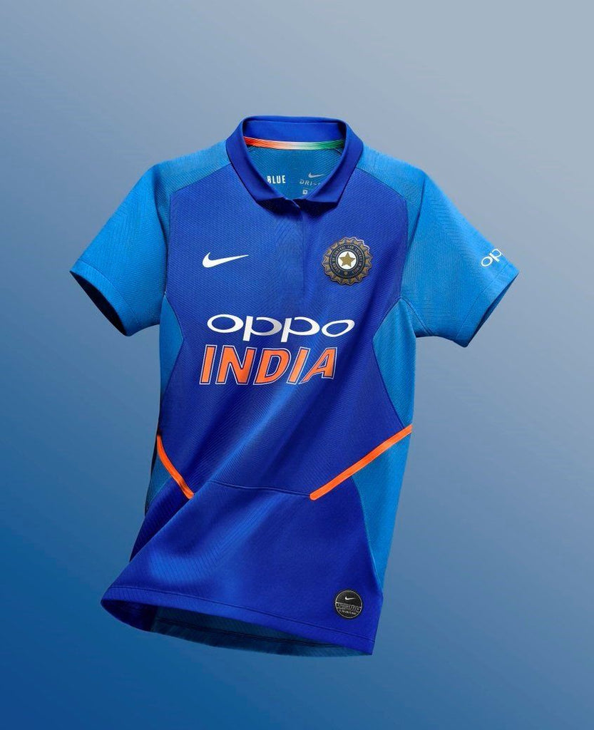India Cricket World Cup VIRAT 18 Jersey 2019 [Premium Quality]