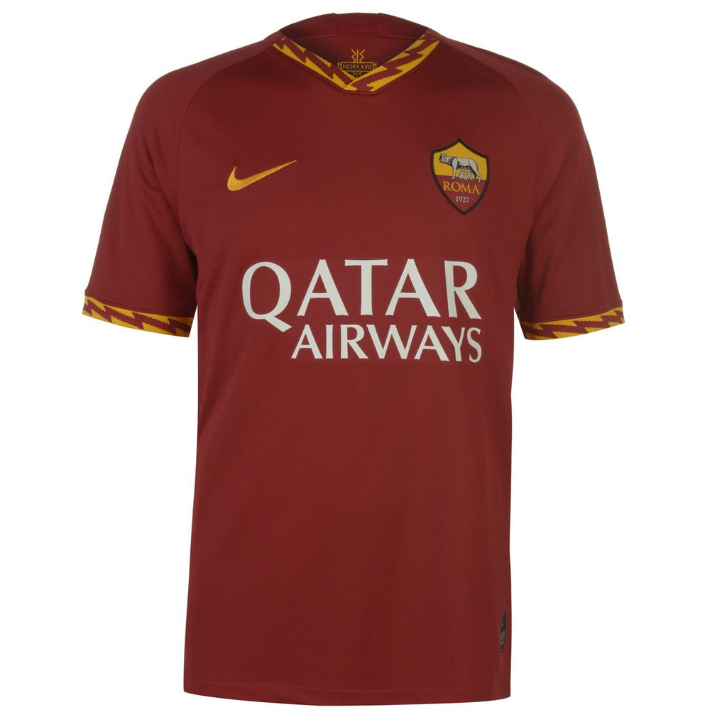 Roma Football Jersey Home 19 20 Season [Sale Item]