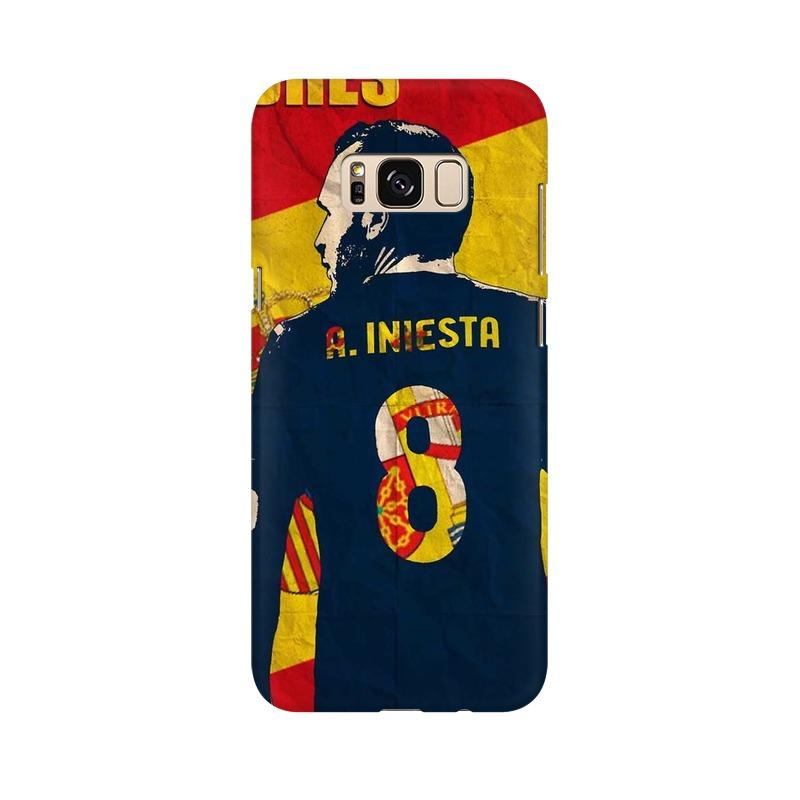 Iniesta Phone Case[Available For 90+ Phone Models] - sportifynow