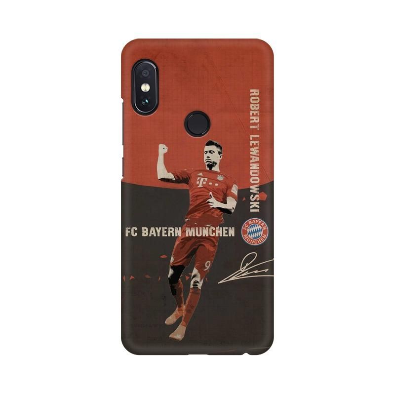 Lewandowski Bayern Phone Case[Available For 90+ Phone Models] - sportifynow