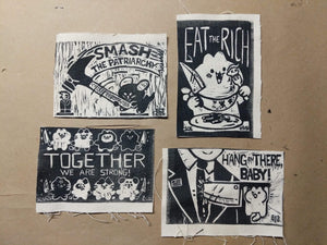 Protest Patches