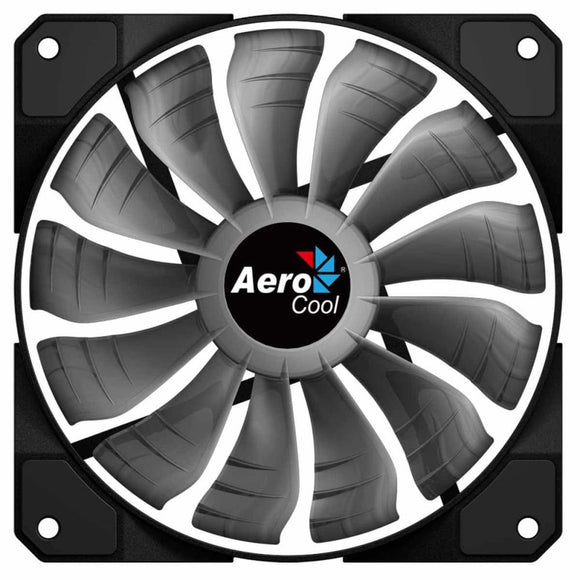 Aerocool 120Mm 12Cm Rgb Pc Fan 16.8 Million Colour - Case Fan