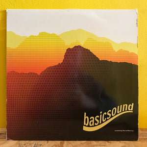 Basicsound - Scratching The Surface - EP - downtempo
