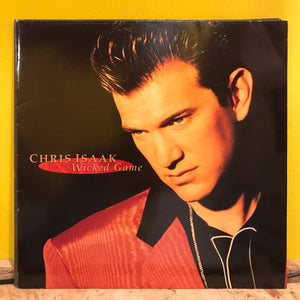 Chris Isaak - Wicked Game - LP - pop rock