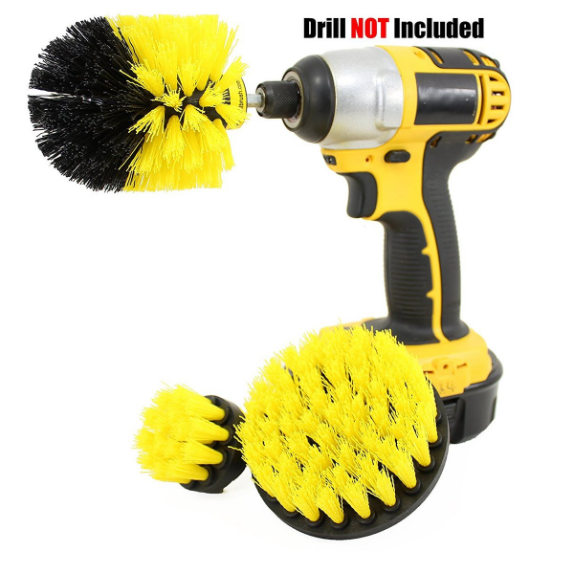 SCRUBR™ : Powerful Scrub Brush Set