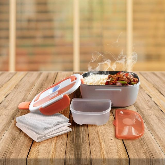 LUNBOX™ : Self-Heating Lunch Box