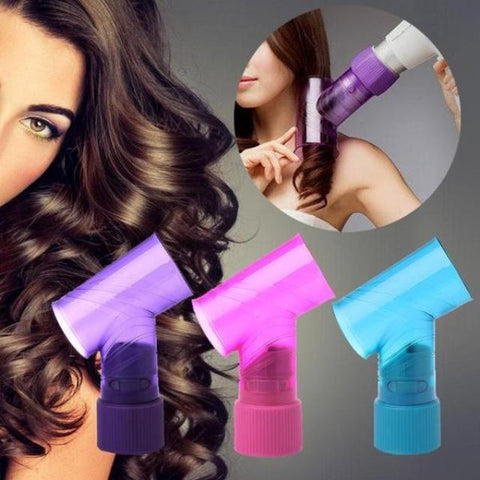 DRYHAIR™ : Wind Spin Hair Dryer Curl Diffuser