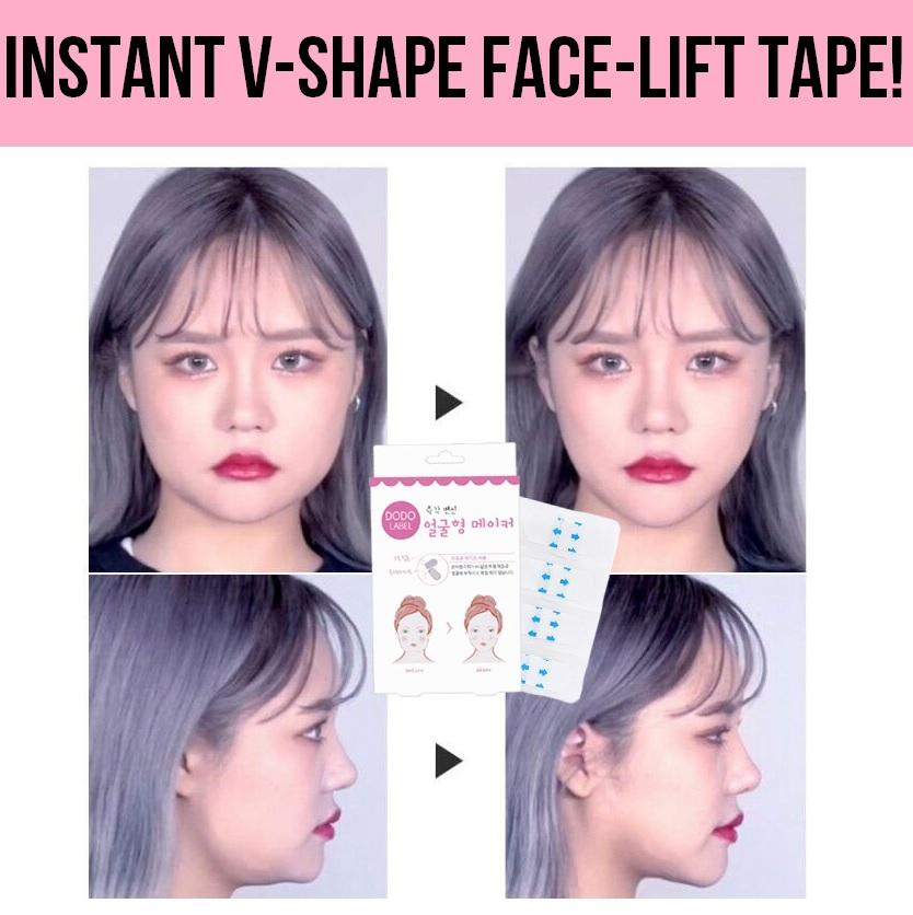 LIFTER™ : Invisible Face Lift Sticker