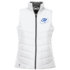 Ocean Blue OBX Lyfe Ladies' Quilted Vest in 6 Colors