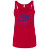 Ocean Blue OBX Lyfe Bella + Canvas Ladies' Relaxed Jersey Tank in 5 Colors