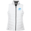 Sky Blue OBX Lyfe Ladies' Quilted Vest in 7 Colors