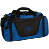 Embroidered Ocean Blue OBX Lyfe Port Authority Medium Color Block Gear Bag in 2 Colors