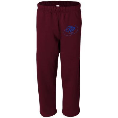 Ocean Blue OBX Lyfe Open Bottom Sweatpant with Pockets in 7 Colors