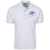 Ocean Blue OBX Lyfe Port Authority Cotton Pique Knit Polo in 12 Colors