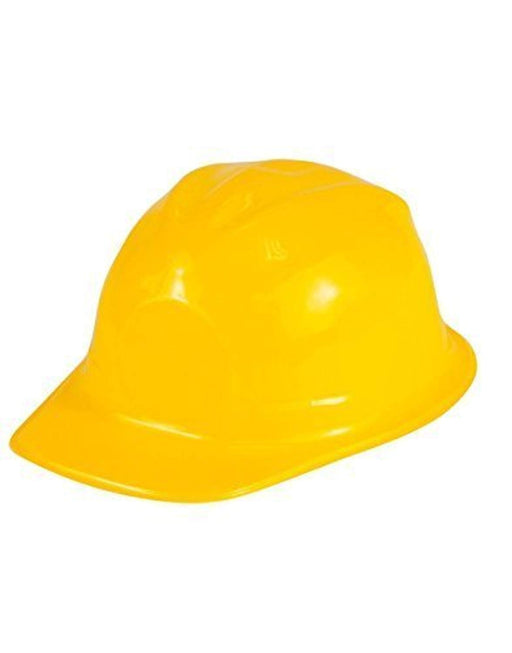 Yellow Child Construction Hats - 24 Pack