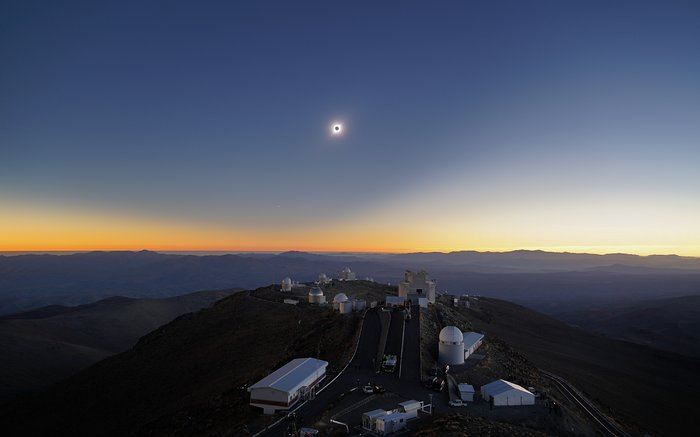 Must See Solar Eclipse Footage From Space