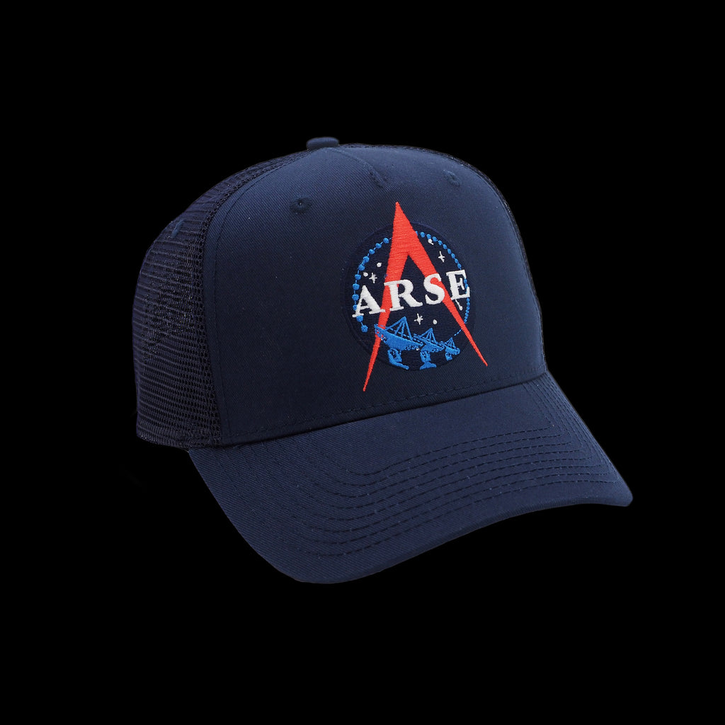 Launch Trucker Hat - Navy
