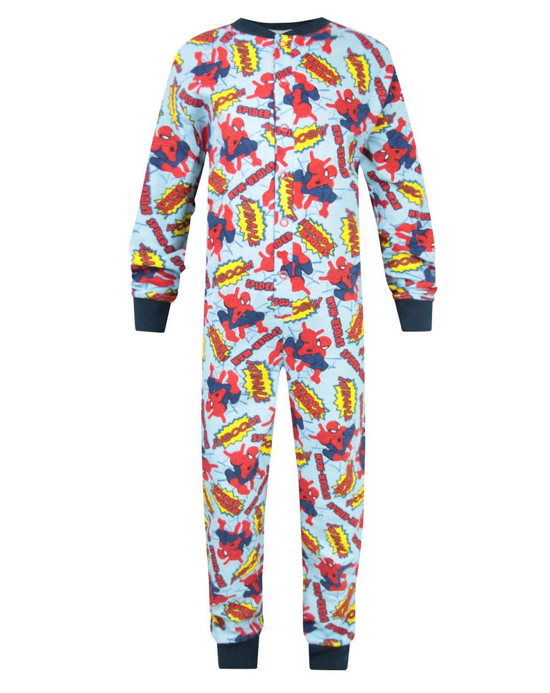 Marvel Spider-Man Boys Onesie