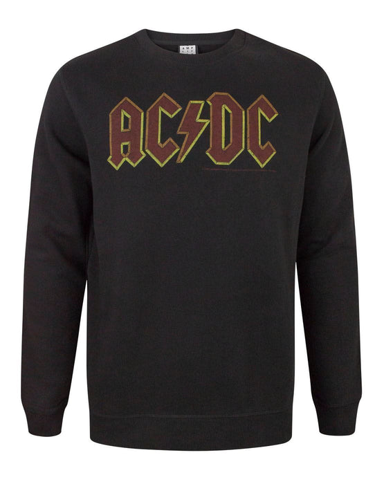 Amplified ACDC Logo Men's Sweatshirt