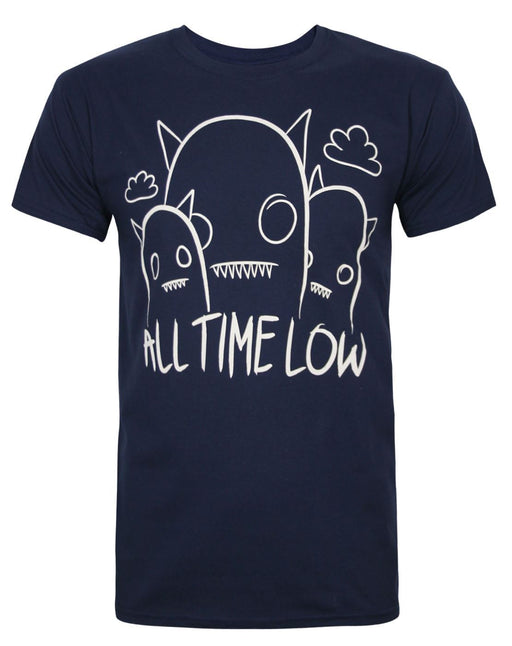 All Time Low Ghosts Men's T-Shirt