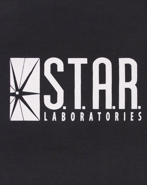 Flash TV STAR Laboratories Black Sweatshirt