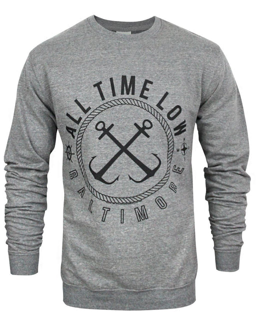 All Time Low Sea Sick Men's Sweater