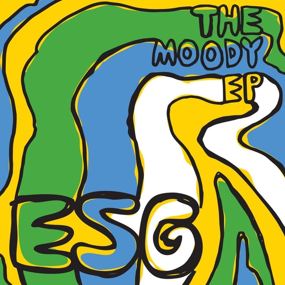 The Moody EP by ESG on Fire Records