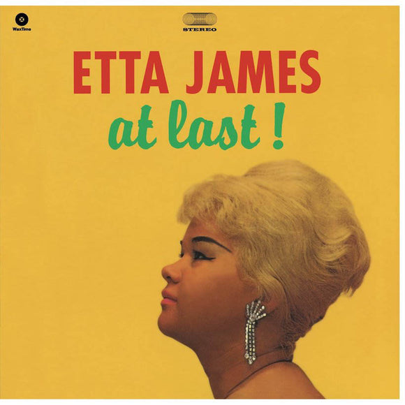 At Last! by Etta James on Wax Time Records