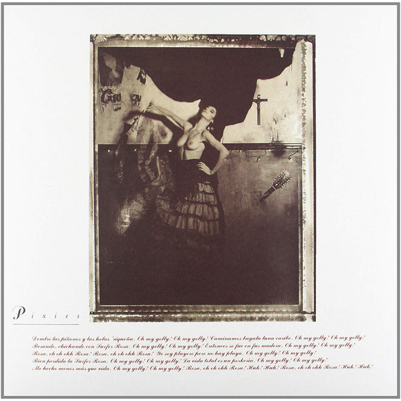 Surfer Rosa by Pixies on 4AD