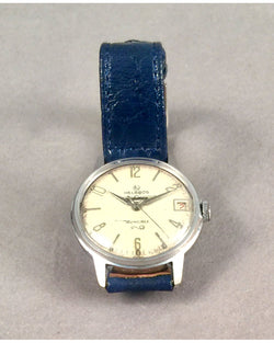 Thunderbird wrist watch by Helbros, 1957