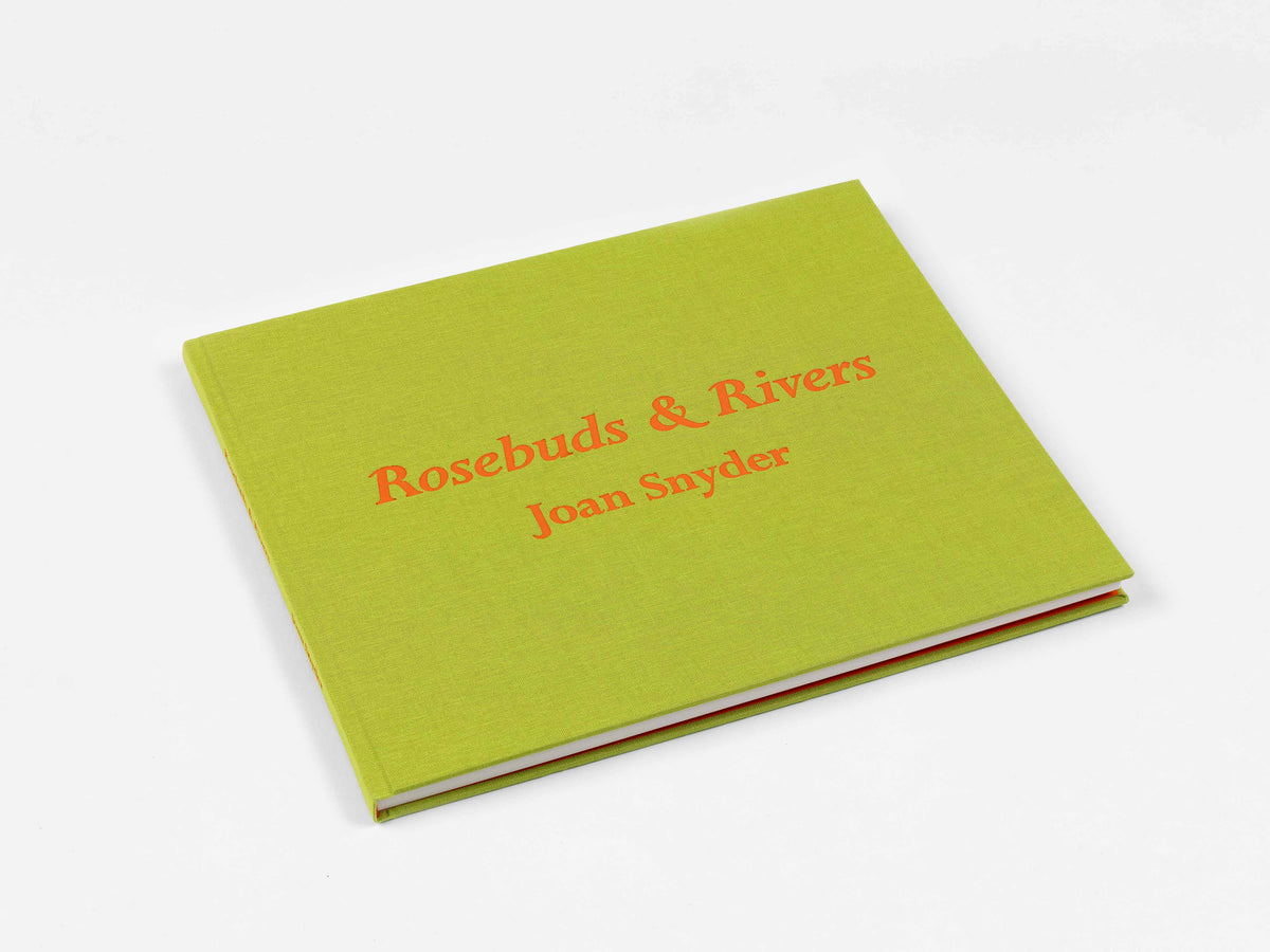 Joan Snyder, Rosebuds & Rivers
