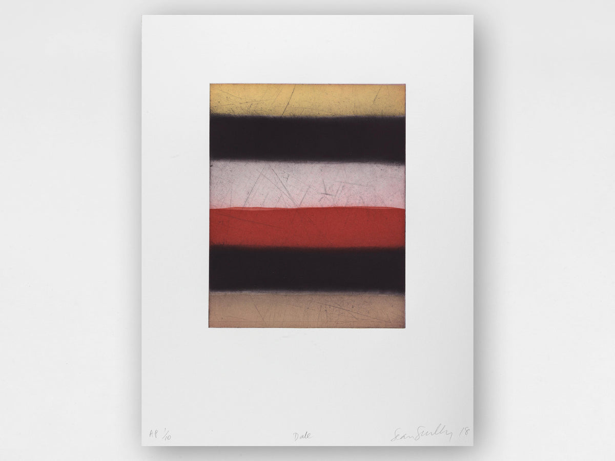 Sean Scully Yorkshire Sculpture Park Limited-Edition Print